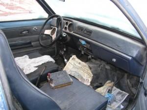 1982 Chevy Chevette Diesel