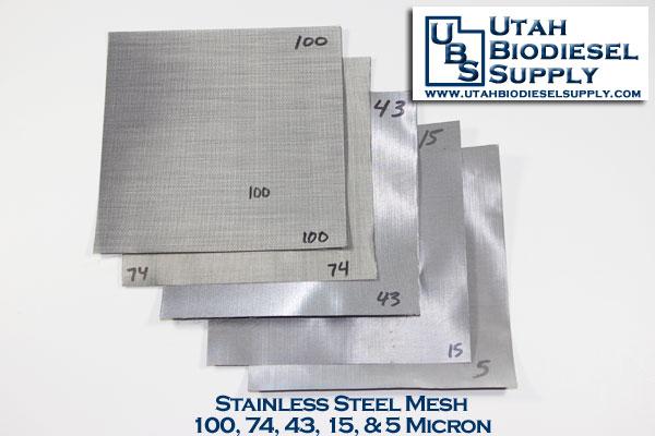 dutch weave filter mesh