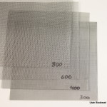 Stainless Steel Micron Samples