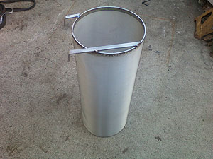 """6"""" x 14"""" 300 Micron Beer Brewing Filter"""