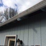 Vent from biodiesel shed