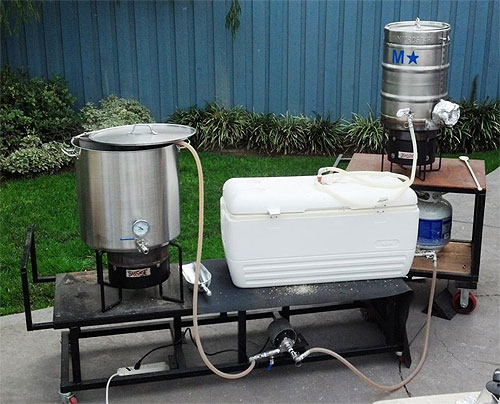 Jacks 26 gal boil kettle