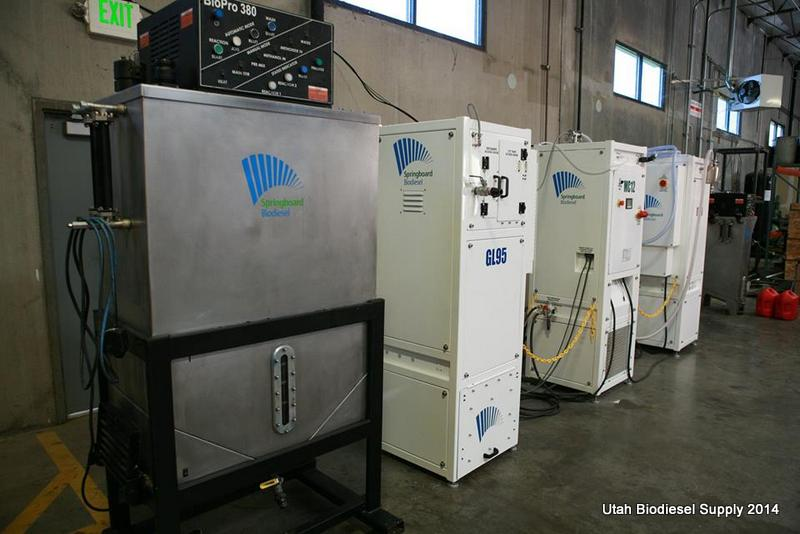 Methanol Recovery System for 3_27 Testing Biodiesel at Walla Walla Community College