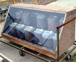 Wvo Solar Preheat Collaborative Biodiesel Tutorial