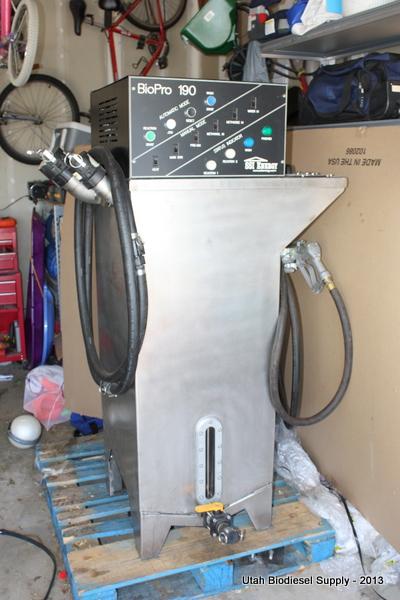 SSI BioPro Demo Machine