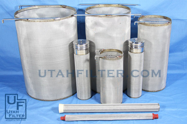 stainless steel brewing beer filters