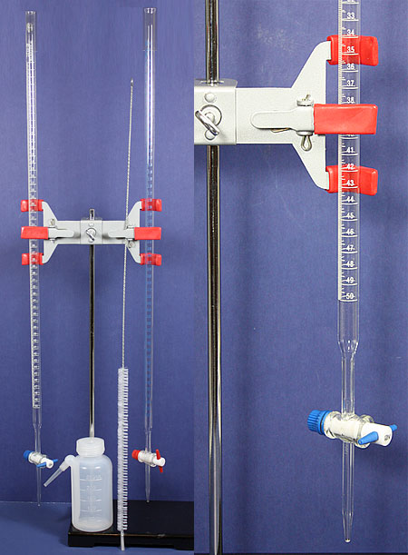 Glass Burettes Titrate With Extreme Precision Utah