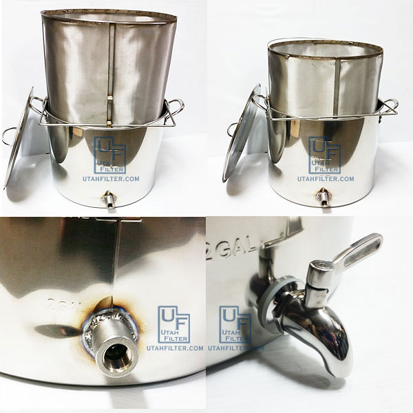 BIAB Kettle Combination Package