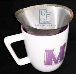 coffee cup coffee filter