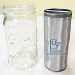 glass jar cold brew coffee filters