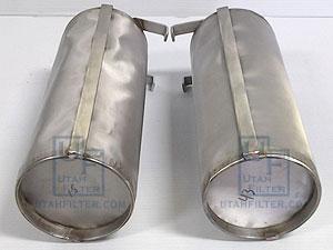 Fevas 3//4 PT Thread Female to Female Water Pipe Brass Tone Y Type Strainer Filter