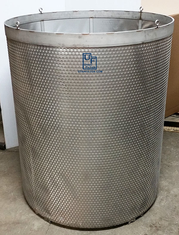 coldbrew coffee brewing filter 38 x 48 - 43 micron