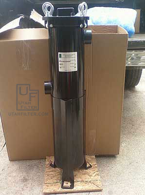 oil filtering canister filter