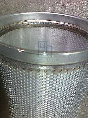 stainless steel canister filter cartridges