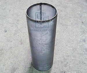 building a custom stainless steel filter