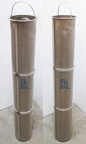 Stainless Steel Tote Filters - For WVO, SVO, Oil, Glycerin