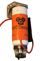 Fuel Filter Heaters