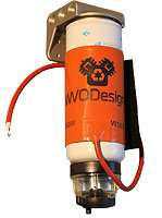 Heated Fuel Filters