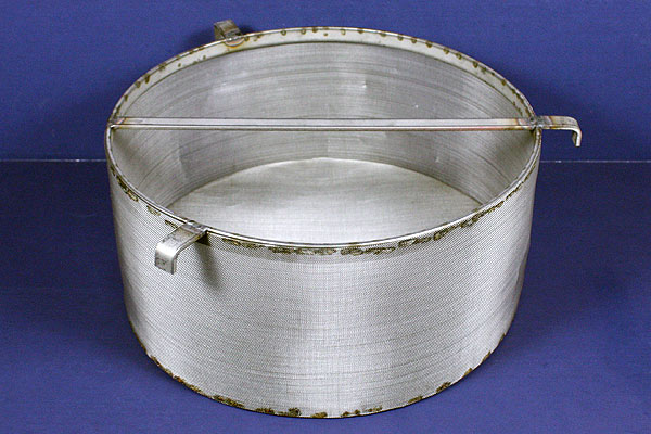 600 Micron Stainless Bucket Filters