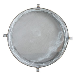 Stainless Steel Drum Filters Barrel Filters For Wvo