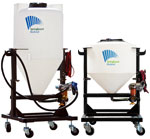 Portable Fuel Tank Carts