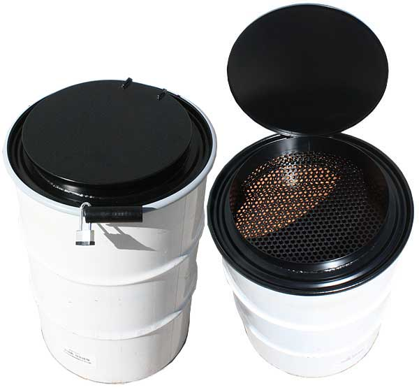 If Youre Looking For The Ultimate Locking Drum Lid To Deter Would Be Thieves From Stealing Your Oil Then Check Out These Incredible Lids