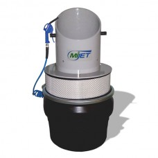 MiJET 12 inch angled top parts cleaner