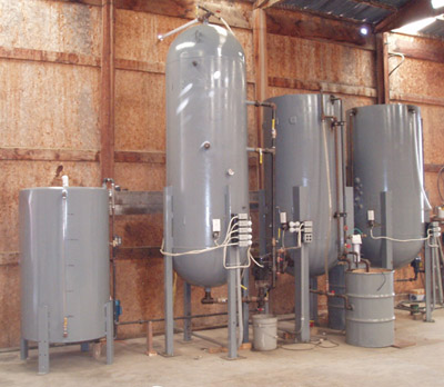 How to Build a Single Tank Biodiesel Processor images