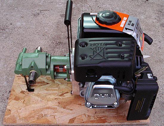 Gas Engine Powered Transfer Pump