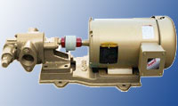 Industrial 25 gpm oil transfer pump