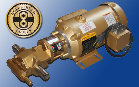 Goldstream Monster Gear Pumps