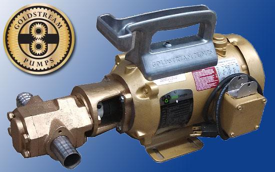 Goldstream Raw Power Monster Gear Pumps Transfers Oil At