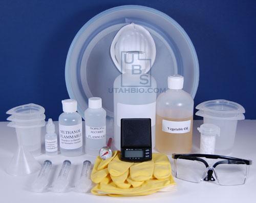 biodiesel starter kits get started making biodiesel utah biodiesel supply. Black Bedroom Furniture Sets. Home Design Ideas