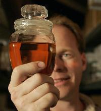 Cleaned Biodiesel
